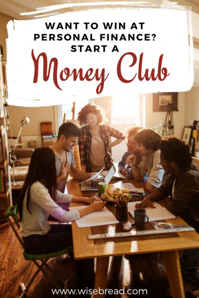 Want to Win at Personal Finance? Start a Money Club