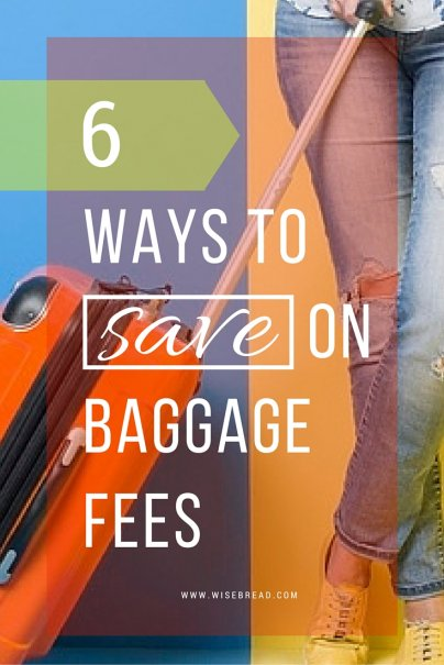 Save On Baggage Fees