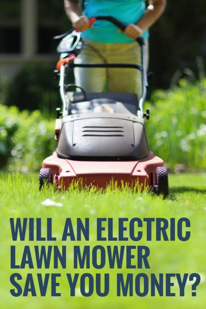 We Do the Math: Will an Electric Mower Trim Lawn Care Costs?