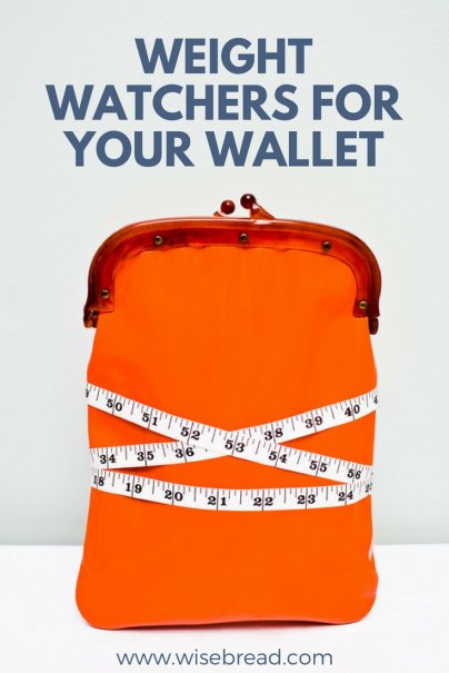 Weight Watchers for Your Wallet