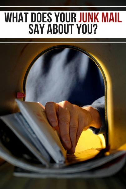 What Does Your Junk Mail Say About You?