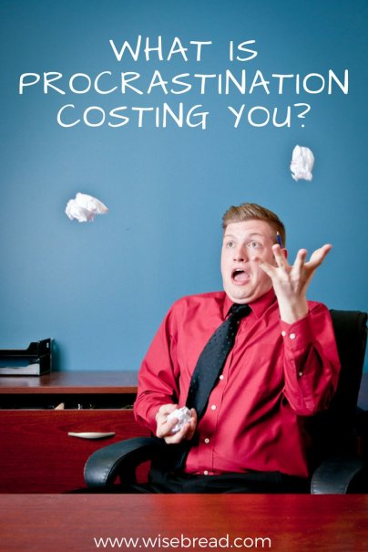 What Is Procrastination Costing You?
