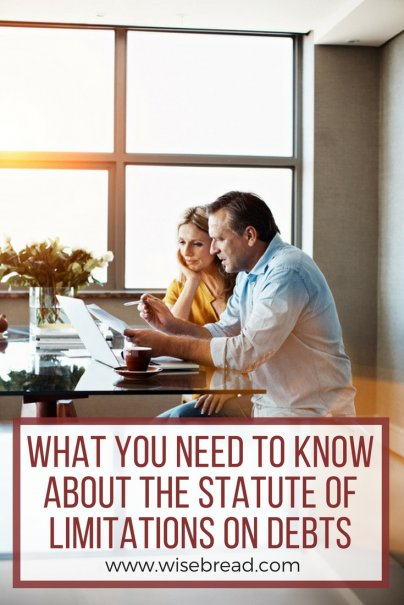 What You Need to Know About the Statute of Limitations on Debts