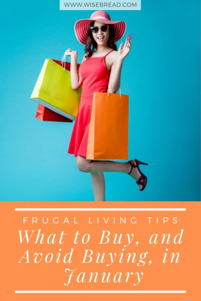 "Another year of great bargains and money-saving tips is upon us. As we wind down from the festivities, it's important to know what deals are out there, and what ""bargains"" are actually just red herrings. Check out our tips and ideas on what to buy and what not to. 