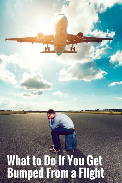 What to Do If You Get Bumped From a Flight