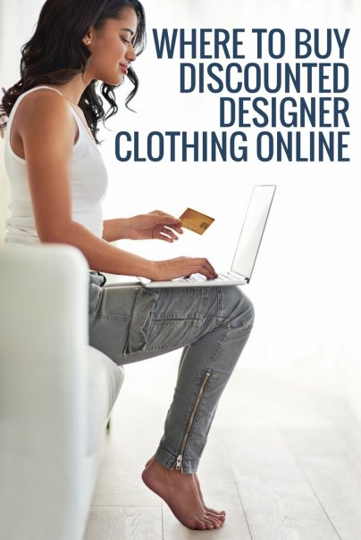 to Buy Discounted Designer Clothing Online
