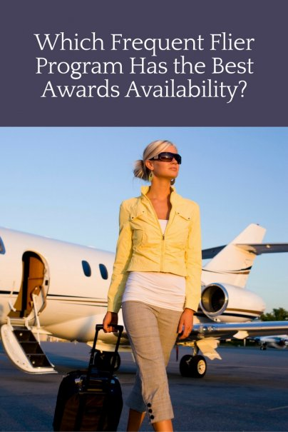 Which Frequent Flier Program Has the Best Awards Availability?