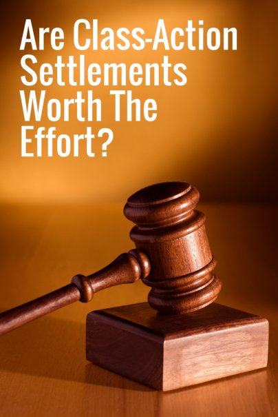 Who Really Benefits From a Class-Action Settlement?