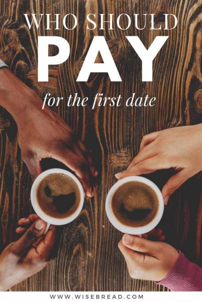 Wondering who should pay the bill on the first date? Although generally the guy will pick up the tab, what is the rule? We've got the tips! | #firstdate #frugalliving #dating