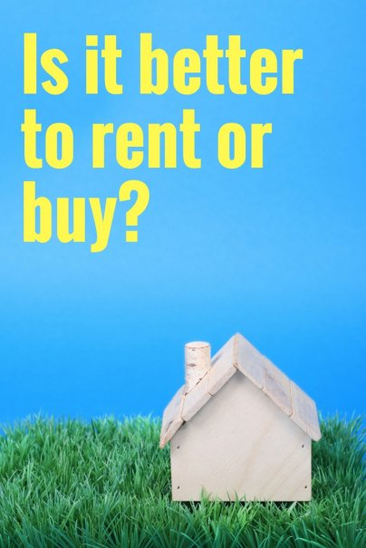 Why I Choose to Rent Instead of Buy