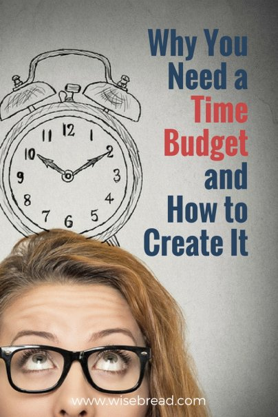 Why You Need a Time Budget — and How to Create It
