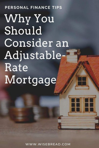 Are you thinking of buying a home? These are the reasons why you should consider an adjustable-rate mortgage. | #mortgage #debtadvice #firsthome
