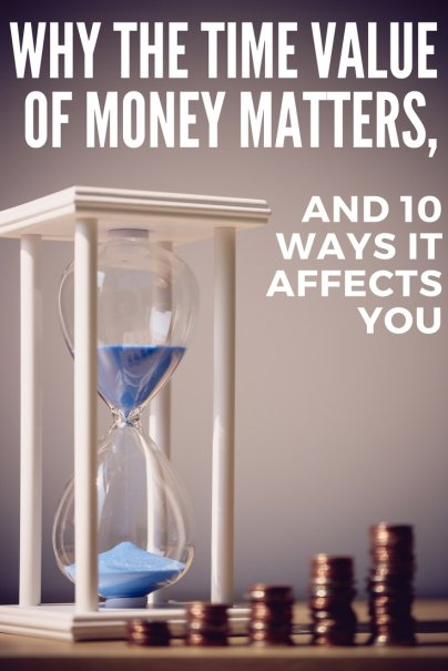 Why the Time Value of Money Matters, and 10 Ways It Affects You