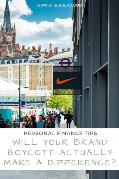 Want to create change and thinking of boycotting the big brands? And if you stop buying these products, willyoumake a difference? | #sustainable #sustainability #changemakers