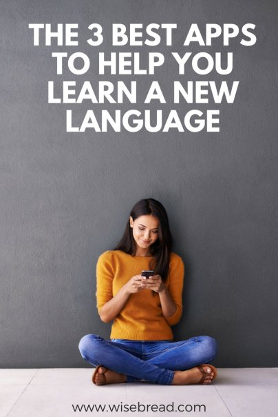 You CAN Learn a New Language — Just Use One of These 3 Apps