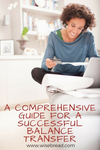 Your Comprehensive Checklist for a Successful Balance Transfer