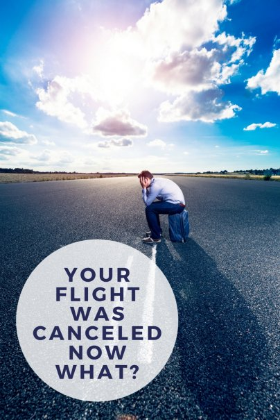Your Flight Was Canceled. Now What?
