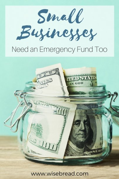 Your Small Business Needs an Emergency Fund, Too