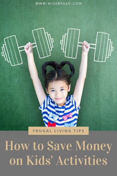 Need some ideas to save money on your kids activities? They don't have to miss out on the activity fun with our simple personal finance tips and tricks! | #financetips #moneytips #savemoney