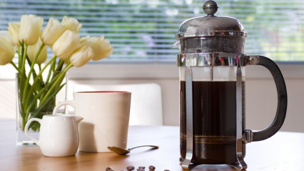 French Press Coffee Step By Guide To Handcrafted