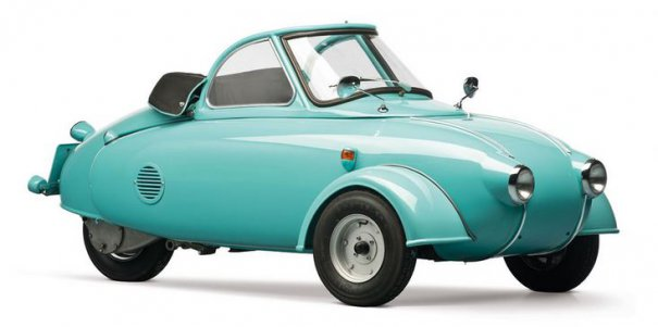 Would You Drive One of the 10 Smallest Cars Ever Made?