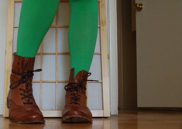 Paige lace-up boots