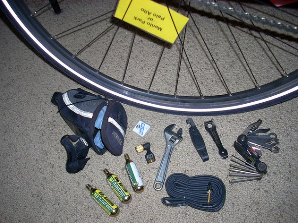 bike tools to carry in your bike bag
