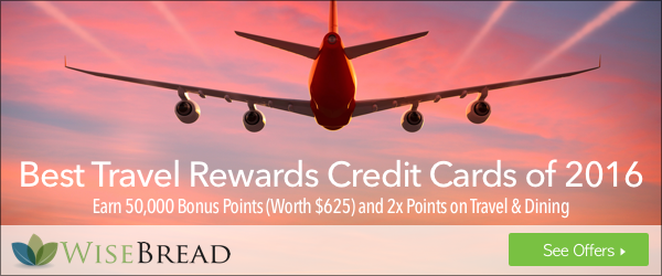 Best Travel Rewards Credit Cards